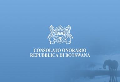 CONSOLATO ONORARIO REPUBBLICA DI BOTSWANA