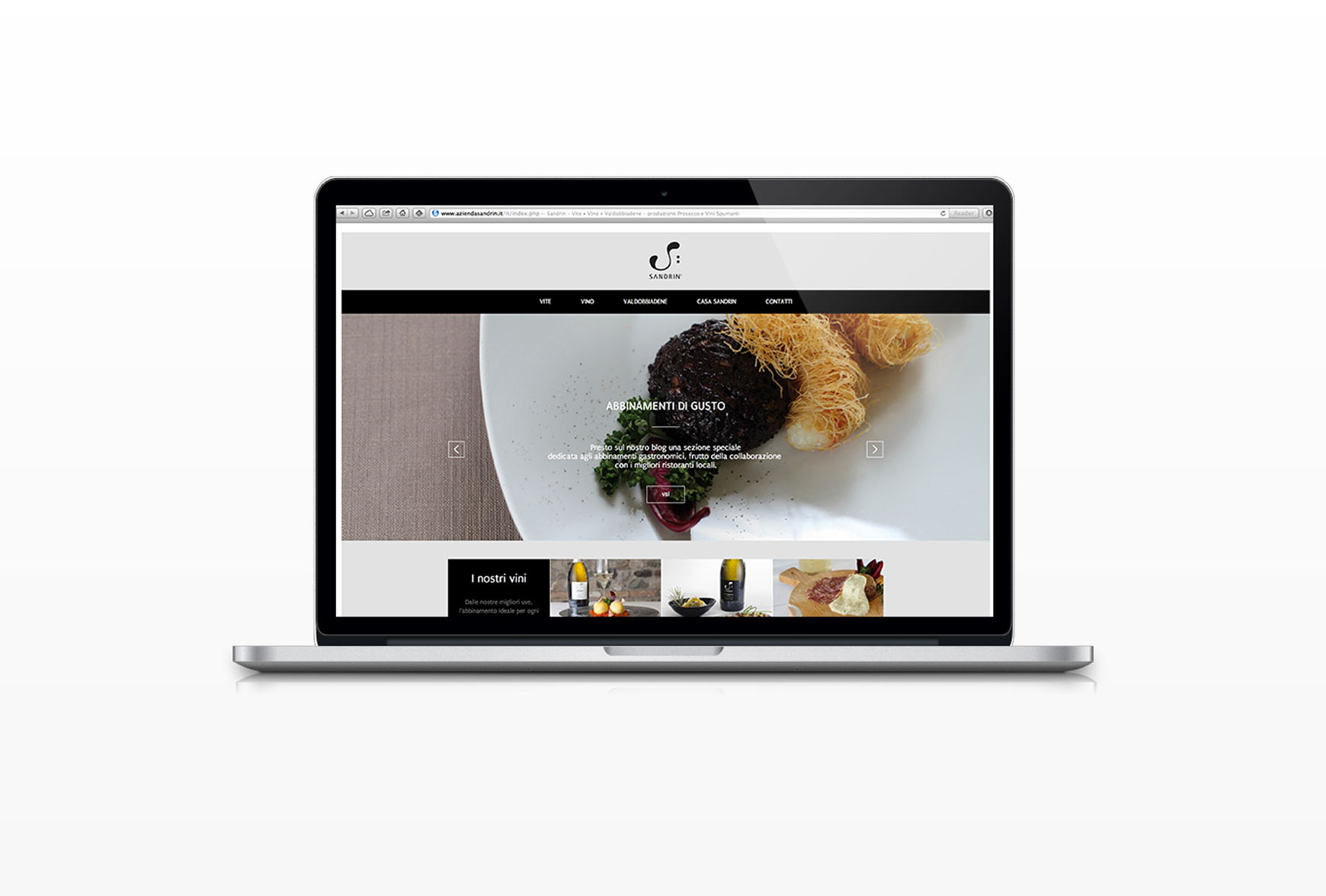 sito_web_sandrin